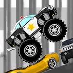 Mad smash cop - hill racer 1.0 Apk