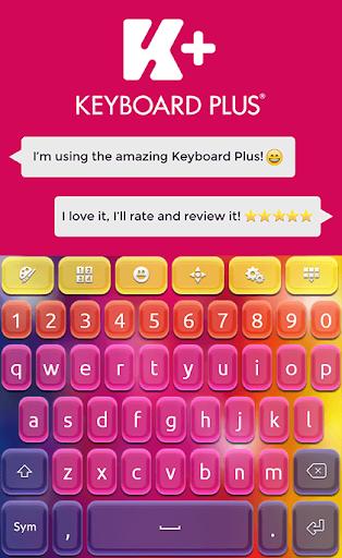 键盘加超级颜色