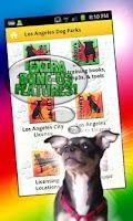 Screenshot of Los Angeles Dog Parks