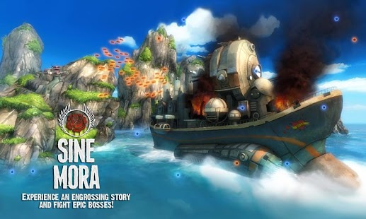 Sine Mora Screenshot 26