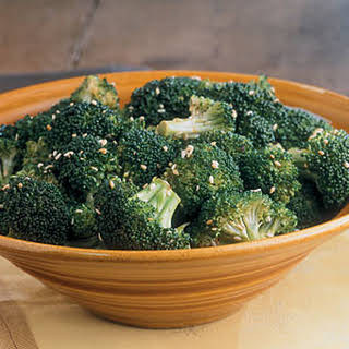 Steamed Broccoli Spices Recipes.