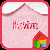Pink Sweater dodol theme