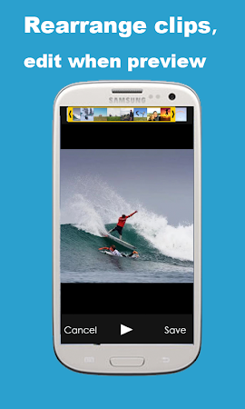 KlipMix - Free Video Maker 3.6 screenshot 144996