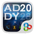 (FREE)Andy GO Launcher Theme