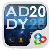 (FREE)Andy GO Launcher Theme v1.0