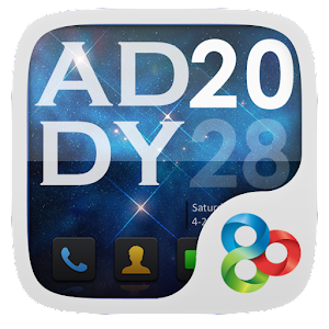 (FREE)Andy GO Launcher Theme Android App