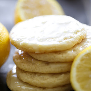 Lemon Cookies.