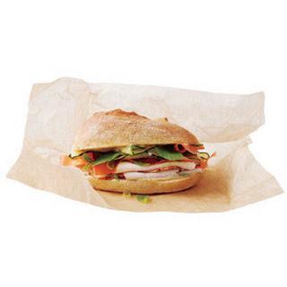 Asian Turkey Sandwich With Hoisin Mayonnaise