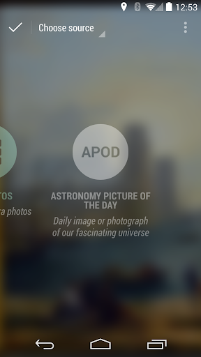 玩工具App|Muzei - Astro. Pic of the Day免費|APP試玩