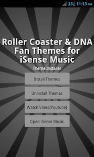 Theme Pack 6 - iSense Music - screenshot thumbnail