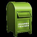 Muamba Tracker logo