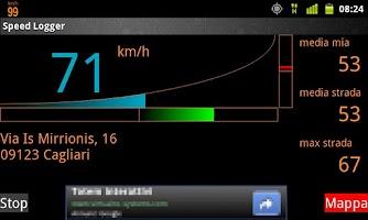 Screenshot of SpeedLo99er