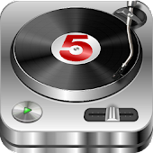 DJ Studio 5 Free music mixer APK for iPhone