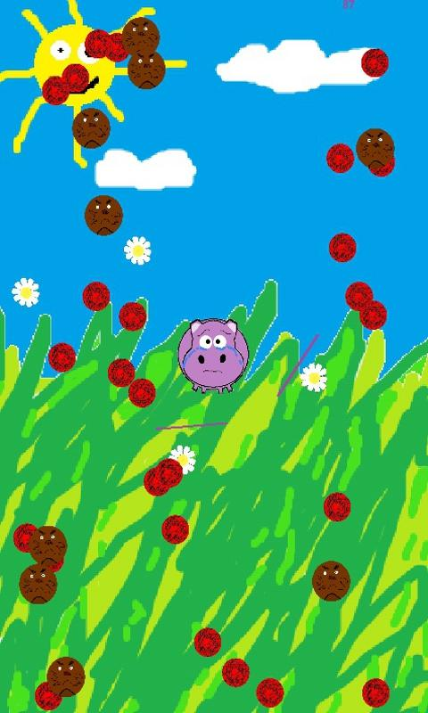 Harry the Happy Hippo - screenshot