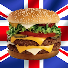 UK Fast Food Nutrition Calorie icon