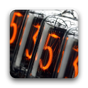 Nixie Clock Widget icon