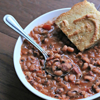 New Years Black-Eyed Peas