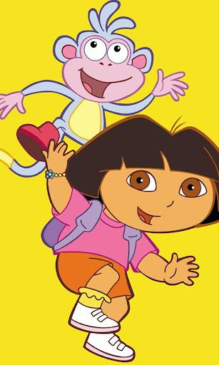 Dora Puzzle Games For Kids