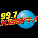 Springfield's 997 Kiss FM icon