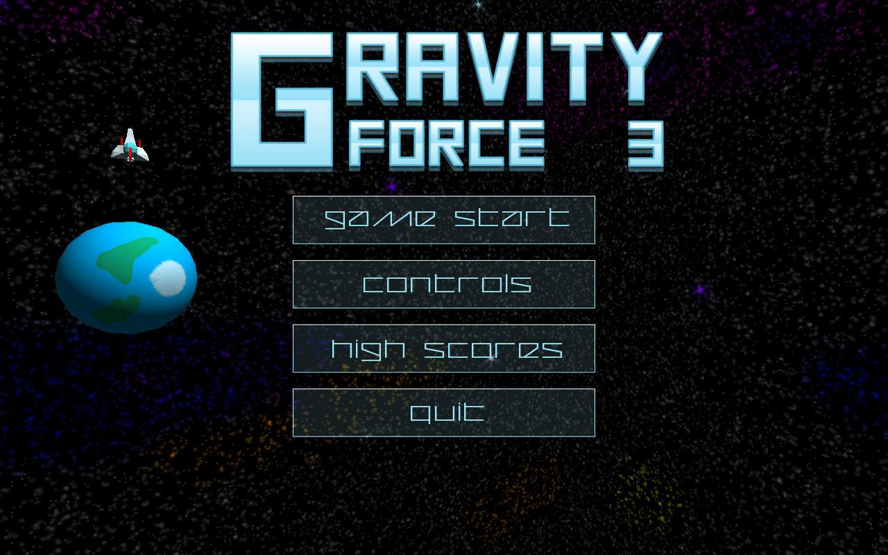 Gravity Force 3 (Free Edition)- screenshot