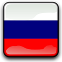 Russia Flag Clock Widget icon