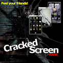Cracked Screen Unlocker logo
