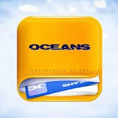 Oceans - scuba diver logbook