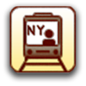 New York Subway & Bus maps logo