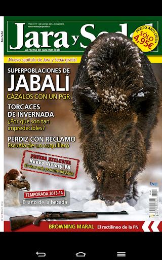 Jara Y Sedal 148 Marzo 2014