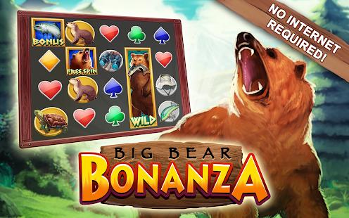 大熊富矿赌场老虎机 - Big Bear Bonanza