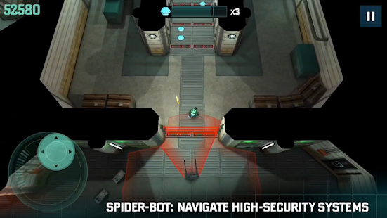SC Blacklist: Spider-Bot - screenshot thumbnail
