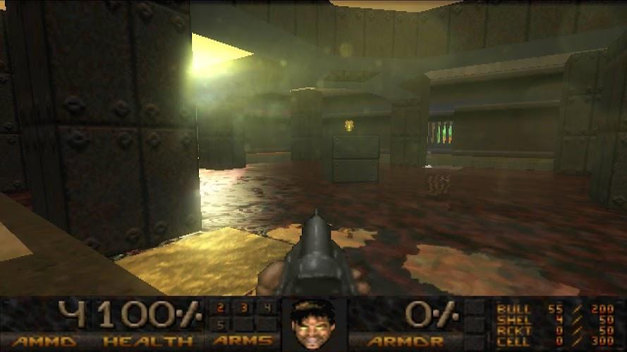 Download D-GLES Demo (Doom source port) APK latest version