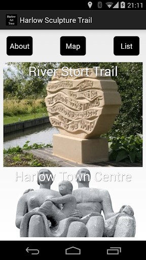 Harlow Sculpture Trails