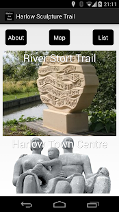 Harlow Sculpture Trails- screenshot thumbnail