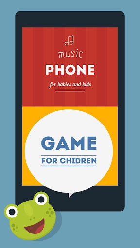 Musical Baby Phone - Free