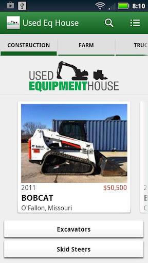 Used Equipment House