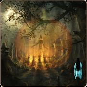 Haunted Horror Jungle Live Wallpaper