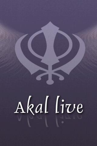 Akal Live - screenshot