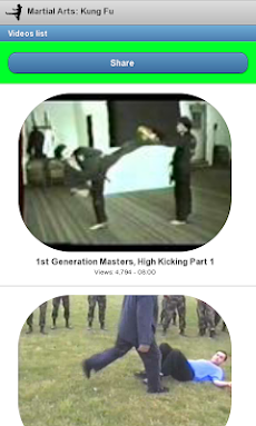 Kung Fu - Martial Artsのおすすめ画像3