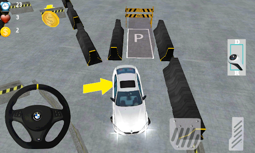 Game Speed Parking 3D APK for Windows Phone