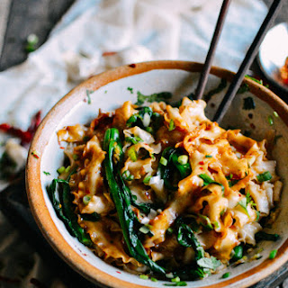 15-Minute Hot Oil Noodles (You Po Mian)