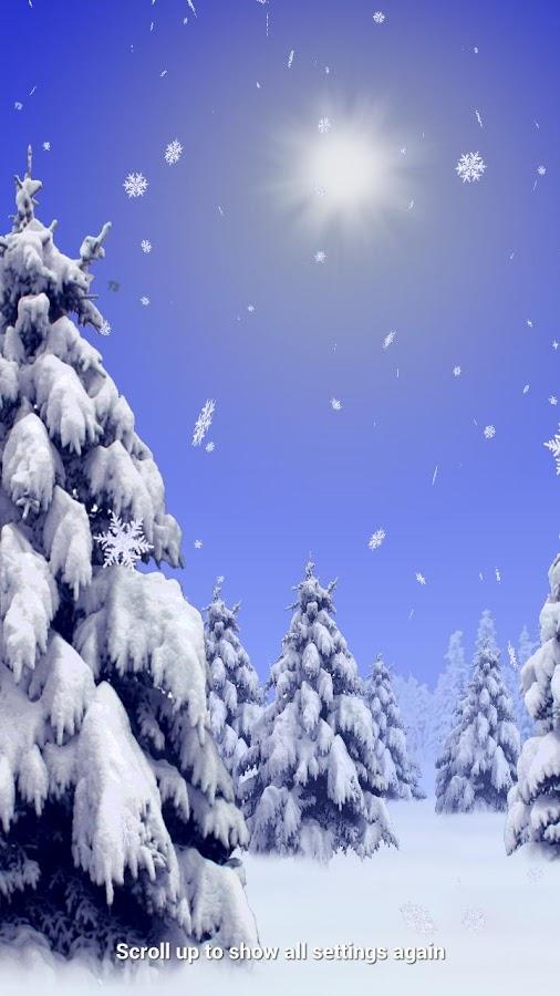 Winter Wonderland Free- screenshot
