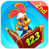 Wonder Bunny Math School 2.Grd