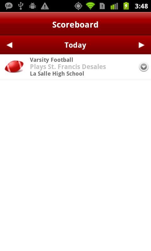 La Salle Lancers Lite- screenshot