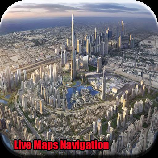 Live Maps Navigation