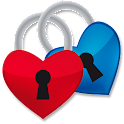 Love Secret SMS easy icon