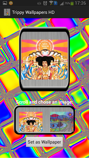Trippy Wallpapers HD