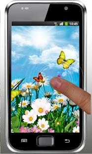 Summer Butterfly livewallpaper - screenshot thumbnail