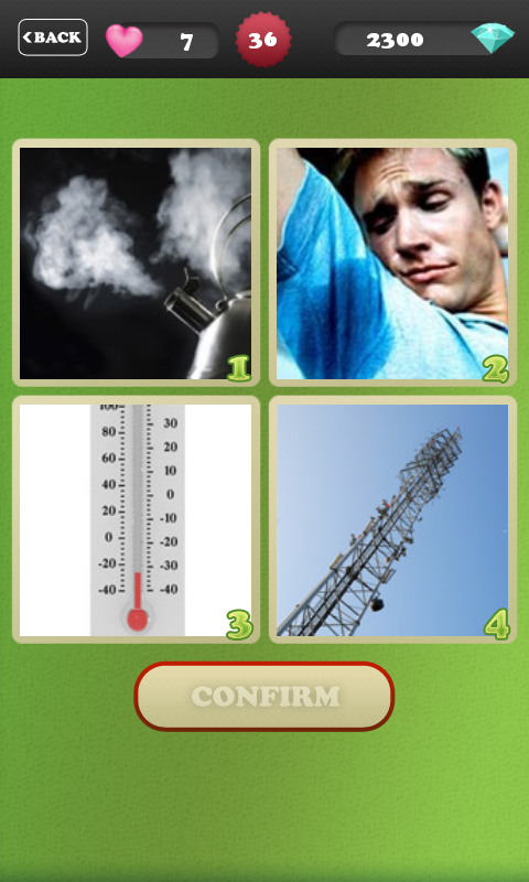 4 Pics 1 Wrong - II - screenshot