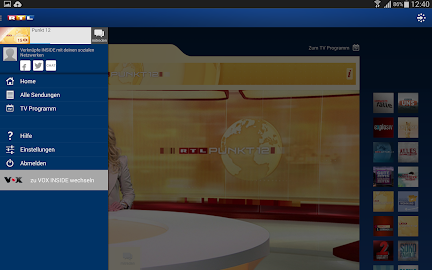 RTL INSIDE Screenshot 12